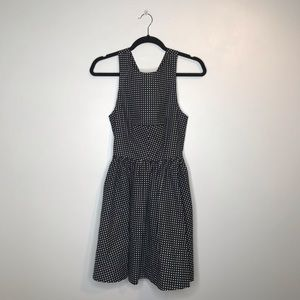 Kate Spade Saturday Crossed Back Dress (J109)